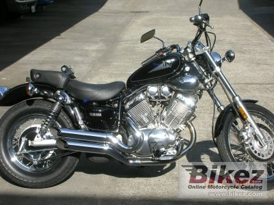 1999 yamaha xv 535 dx virago de luxe specifications and pictures rh bikez com