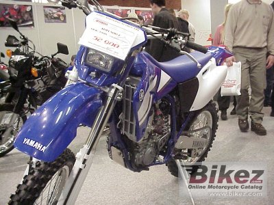 2000 Yamaha WR 400 F photo