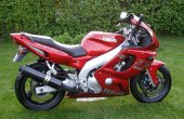 2000 Yamaha YZF 600 R Thundercat photo