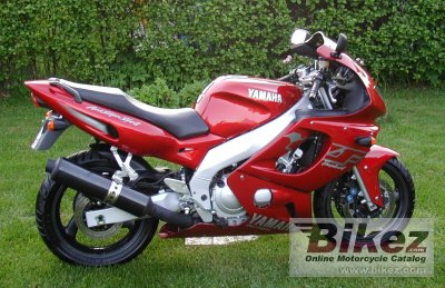 Thundercat Yamaha Review on 2000 Yamaha Yzf 600 R Thundercat Specifications And Pictures