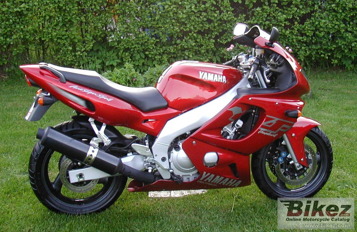 Picture credits yamaha click to submit more pictures - 2000 Yamaha Yzf 600 R Thundercat Picture Credits Jansku Janipekka Heino Click To Submit More