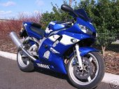 2000 Yamaha YZF-R6