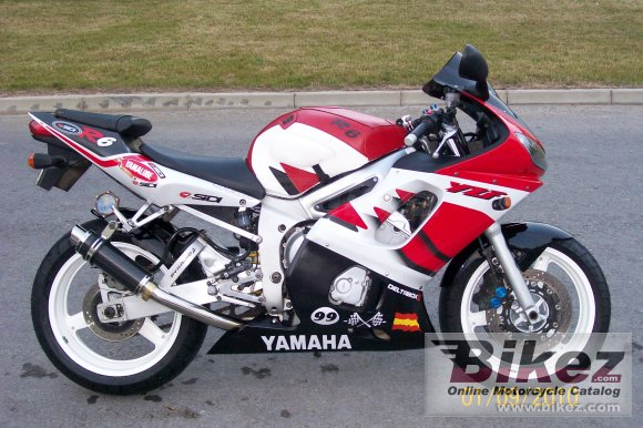 Yzf R Andy G on Yamaha R6 Motorcycle Specs