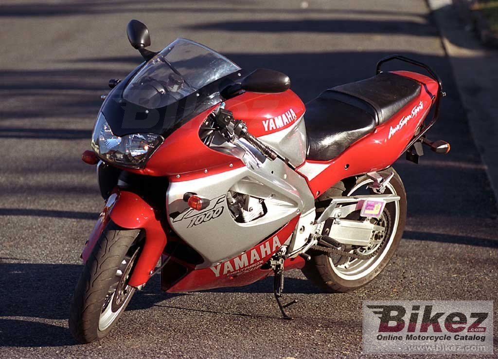 Big Grainger Laffan yzf 1000 r thunderace picture and wallpaper from Bikez.com