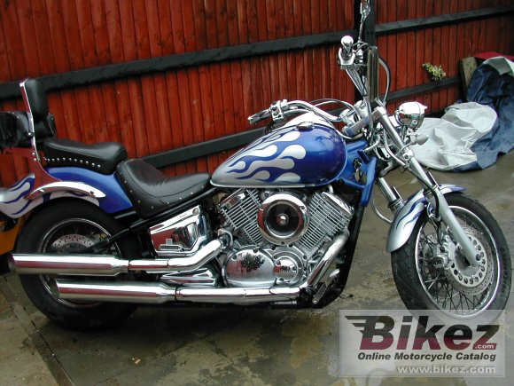 2000 Yamaha XVS 1100 Drag Star photo