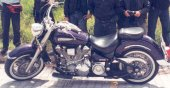 2000 Yamaha XV 1600 Wild Star photo