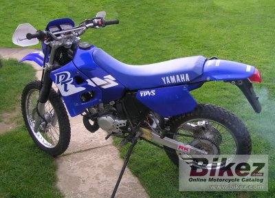 2000 yamaha dt 125 r specifications and pictures. Black Bedroom Furniture Sets. Home Design Ideas