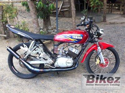 2000 Yamaha RS100
