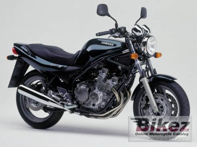 2000 Yamaha XJ 600 N Diversion