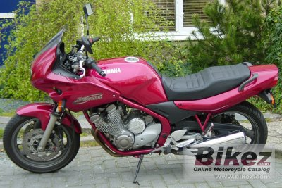 2000 Yamaha XJ 600 S Diversion