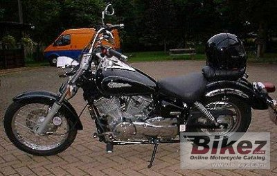 2000 yamaha xvs drag star 125 specifications and pictures. Black Bedroom Furniture Sets. Home Design Ideas