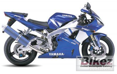 2000 Yamaha YZF-R1 specifications and pictures