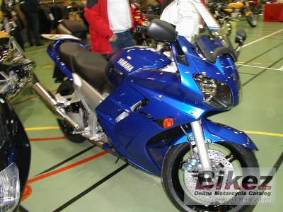 2001 Yamaha FJR 1300 photo