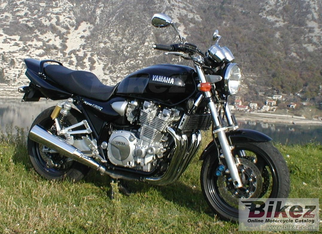 Big Roman xjr 1300 picture and wallpaper from Bikez.com