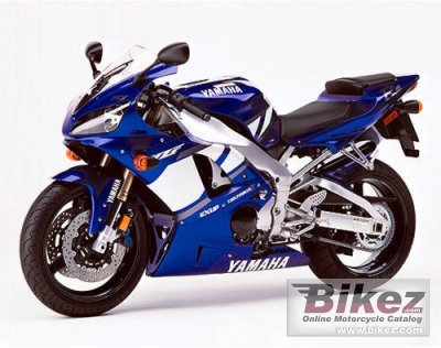 2001 Yamaha YZF-R1 photo
