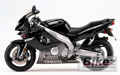 2001 Yamaha YZF 600 R Thundercat photo