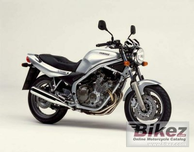 2001 Yamaha XJ 600 N photo