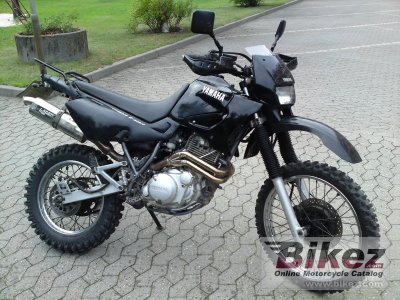 2001 Yamaha XT 600 E photo