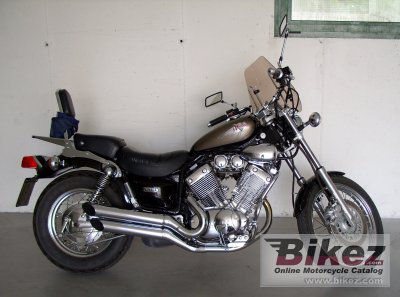 2001 Yamaha XV 535 DX Virago photo