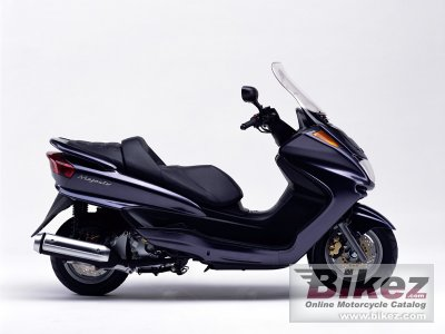 2001 Yamaha YP 250 Majesty - Majesty A photo