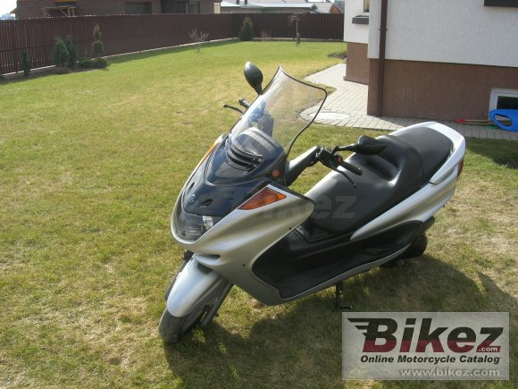 2001 Yamaha YP 250 Majesty / Majesty A photo