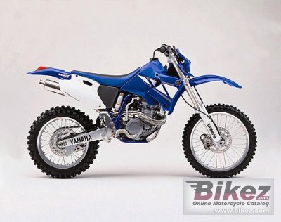 2001 Yamaha WR 426 F photo