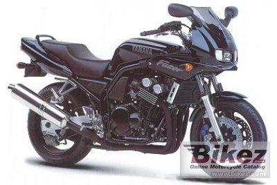 2001 Yamaha FZS 600 Fazer