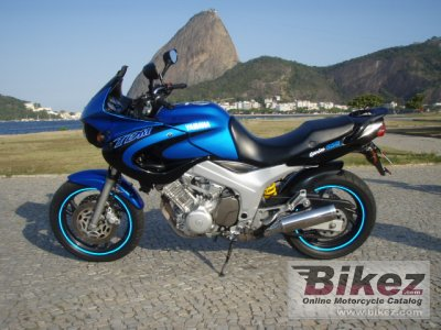 2001 yamaha tdm 850 specifications and pictures