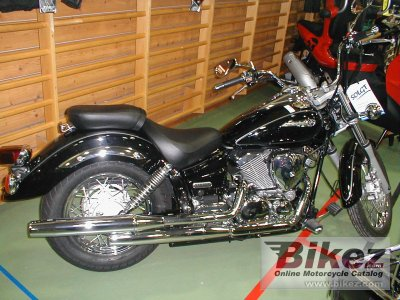 2001 yamaha xvs 125 drag star specifications and pictures. Black Bedroom Furniture Sets. Home Design Ideas