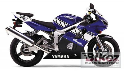 2001 Yamaha YZF-R6 specifications and pictures