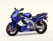 2002 Yamaha YZF 600 R Thundercat photo