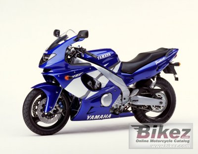 Thundercat on 2002 Yamaha Yzf 600 R Thundercat Specifications And Pictures