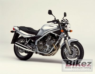 2002 Yamaha XJ 600 N photo
