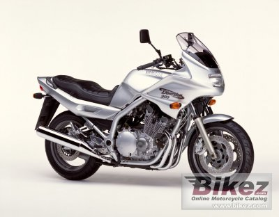 2002 Yamaha XJ 900 S Diversion photo