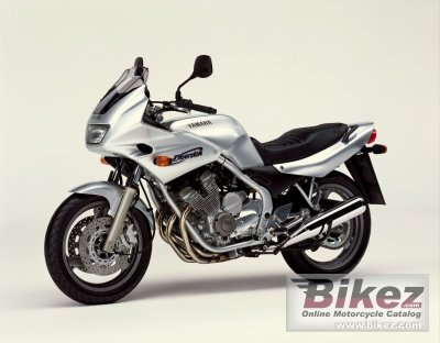 2002 Yamaha XJ 600 S Diversion photo