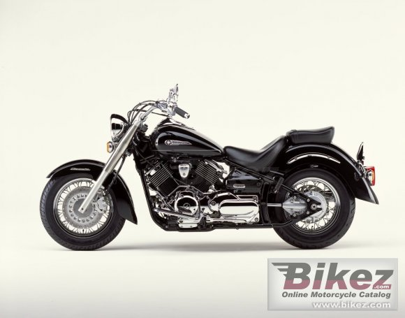 2002 Yamaha XVS 1100 A Drag Star Classic photo