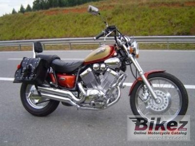 2002 Yamaha XV 535 DX Virago photo