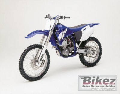 2002 Yamaha YZ 426 F photo