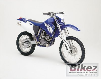 2002 Yamaha WR 250 F photo