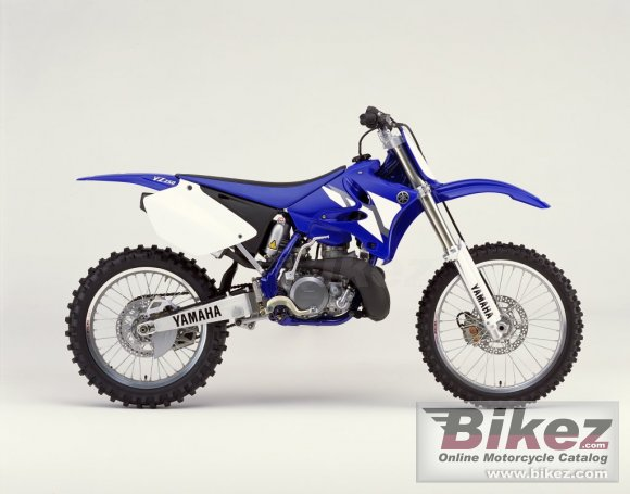 2002 Yamaha YZ 250 photo
