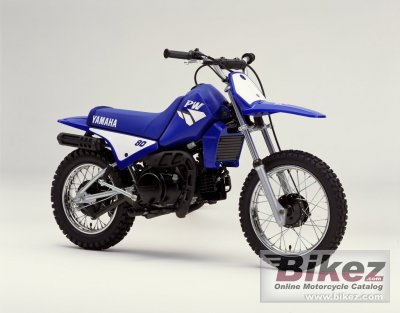 2002 Yamaha PW 80 photo