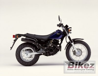 2002 Yamaha TW 125 photo