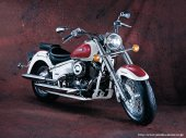 2002 Yamaha Drag Star Classic Four photo