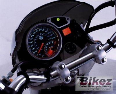 2002 Yamaha BT 1100 Bulldog