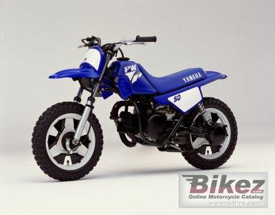 2002 Yamaha PW 50