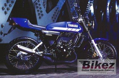 2002 Yamaha RZ 50