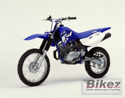 Awesome 2002 Yamaha Tt R 125 Specifications And Pictures Dailytribune Chair Design For Home Dailytribuneorg