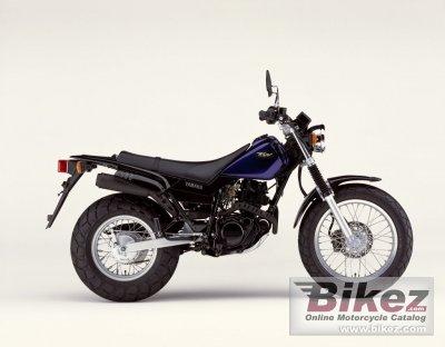 2002 Yamaha TW 125