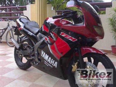 2002 Yamaha TZ 125