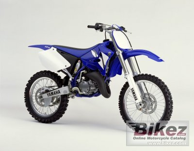 2002 Yamaha Yz 125 Specifications And Pictures